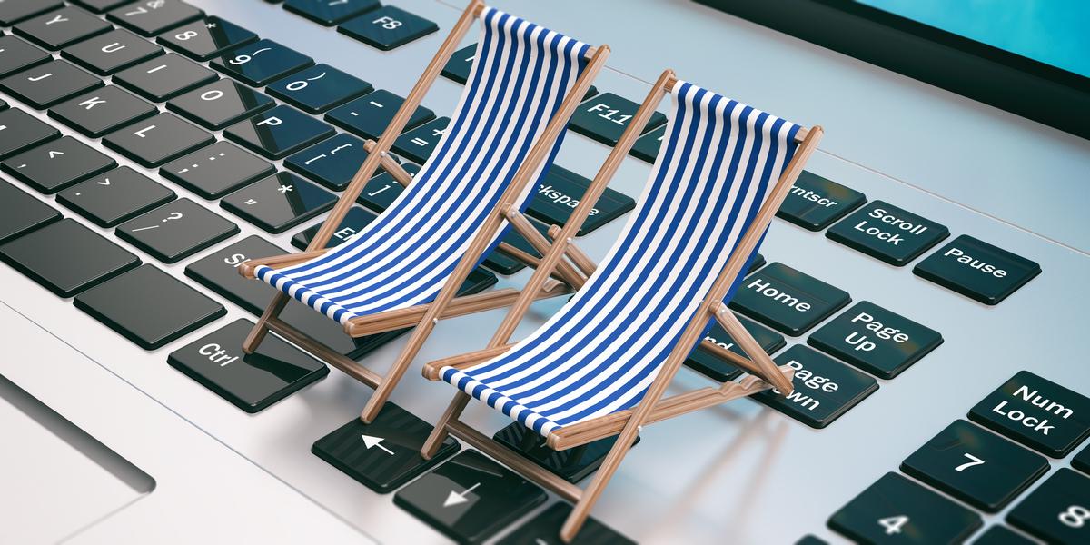 Fijne, flexibele vakantie toegewenst!